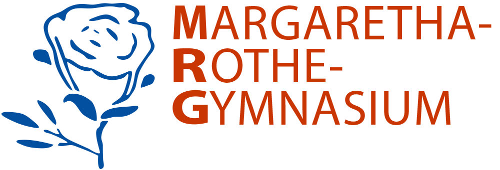 Logo des Margaretha Rothe Gymnasiums